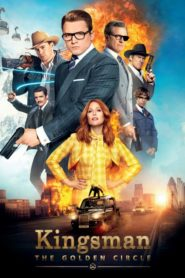 Kingsman: The Golden Circle (2017) Full Movie [Hindi-Eng] 1080p 720p Torrent Download