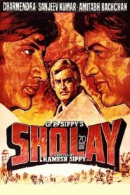 Sholay (1975) Movie 1080p 720p Torrent Download