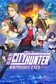 City Hunter: Shinjuku Private Eyes 2019 Dual Audio [Hindi-Eng] 1080p 720p Torrent Download