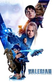 Valerian and the City of a Thousand Planets (2017) Full Movie [Hindi-Eng] 1080p 720p Torrent Download