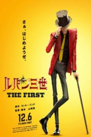 Lupin the Third: THE FIRST 2019 [Hindi-English] 1080p 720p Download