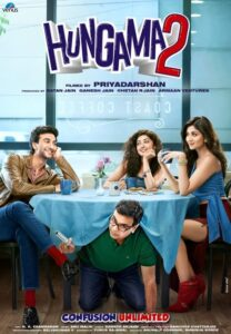 Hungama 2 (2020) Movie 1080p 720p Torrent Download