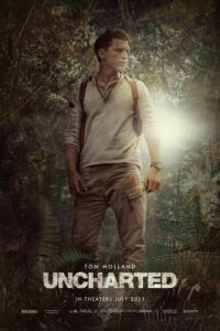 Uncharted (2022) Movie Dual Audio [Hindi-Eng] 1080p 720p Torrent Download