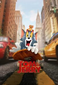 Tom & Jerry (2021) Movie Dual Audio [Hindi-Eng] 1080p 720p Torrent Download