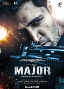 Major (2021) Movie 1080p 720p Torrent Download