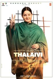 Thalaivi (2021) Hindi Dubbed Movie 1080p 720p Torrent Download
