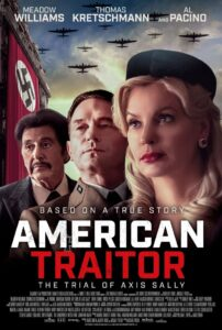 American Traitor: The Trial of Axis Sally (2021) Movie Dual Audio [Hindi-Eng] 1080p 720p Torrent Download