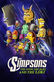 The Simpsons: The Good, the Bart, and the Loki (2021) Movie 1080p 720p Torrent Download
