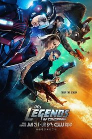 DC's Legends of Tomorrow: Their Time Is Now (2016) Movie 1080p 720p Torrent Download