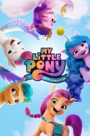 My Little Pony: A New Generation (2021) Movie 1080p 720p Torrent Download