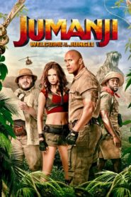 Jumanji: Welcome to the Jungle (2017) Full Movie [Hindi-Eng] 1080p 720p Torrent Download